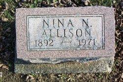 Nina N Allison