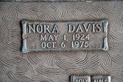 Nora Mae <i>Davis</i> Costin