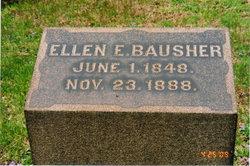 Ellen E. <i>Mufadden</i> Bausher