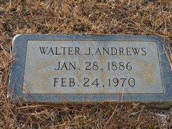 Walter John Andrews