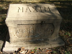 Luther Howard Maxim