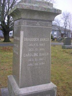 Caroline <i>Crowell</i> Baker