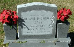 Melanie Doree <i>Brooks</i> Adams