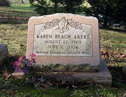 Karen Lee <i>Beach</i> Akers