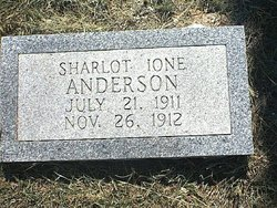 Sharlot Ione Anderson