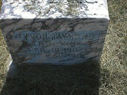 Wyvon Raymond Appling