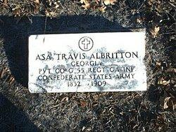Asa Travis Albritton