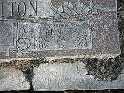 Benjamin Franklin Ben Albritton