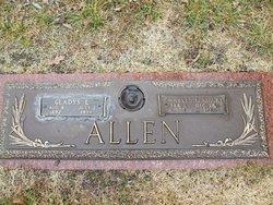 Gladys L. <i>Skeels</i> Allen