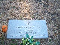 George W Gast