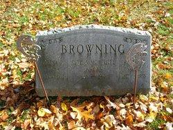 Ruth B <i>Browning</i> McAuliffe