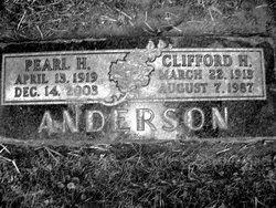 Clifford H. Anderson