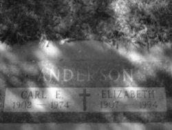 Elizabeth Lizzy <i>Cummings</i> Anderson