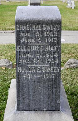 Charles Rae Swezy