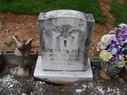 Nora Fay Allen