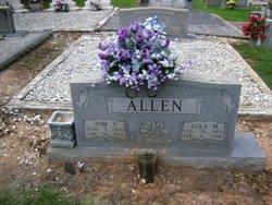Tom V Allen