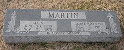 Mabel <i>McCraw</i> Martin