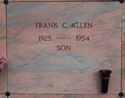 Franklin Clifford Allen