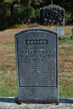 Betsey <i>Whitney</i> Derby
