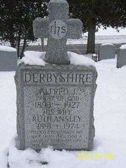 Alfred Derbyshire