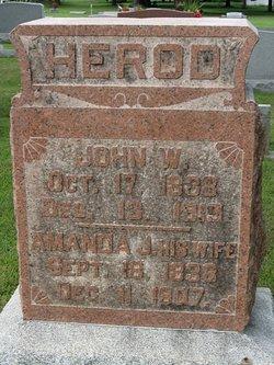 Amanda J. Herod