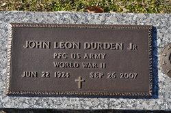 PFC John Leon Durden, Jr