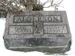 Jacob W. Alderson