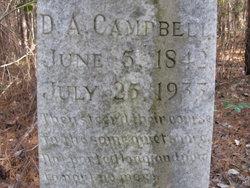 Pvt Daniel A. Campbell