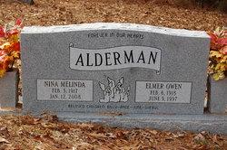 Elmer Owen Alderman