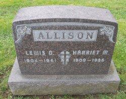 Harriet M Allison