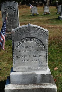 John H Whitney