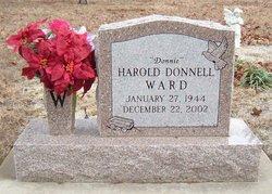 Harold Donnel Donnie Ward