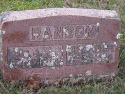 Dr John Wesley Ransom