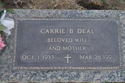 Carrie Bell <i>Hendrix</i> Deal