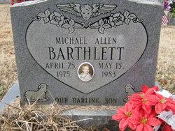 Michael Allen Barthlett