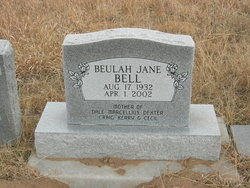 Beulah Jane Bell