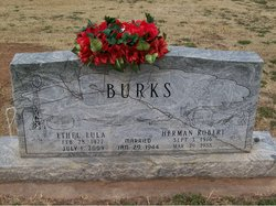 Ethel Lula <i>Dyer</i> Burks