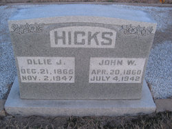 John William Hicks