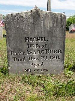 Rachel <i>Bliss</i> Burr