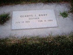 Gladys Louise Riley