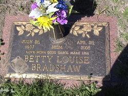 Betty Louise <i>Wynne</i> Bradshaw