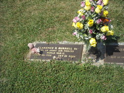 Clarence Ray Burrell, Sr
