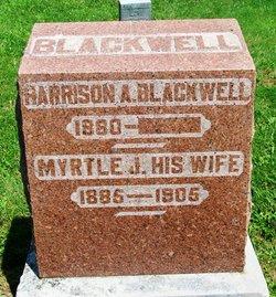 Myrtle J. Blackwell