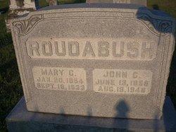 Mary Catherine <i>Walton</i> Roudabush