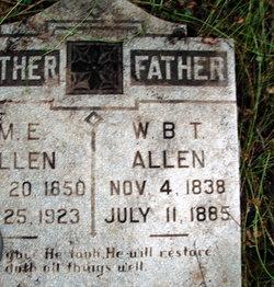 William Barrett Travis Allen