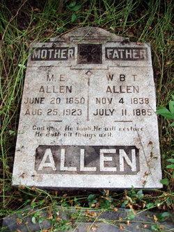 M E Allen