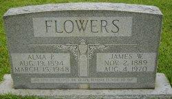 Alma P <i>Luton</i> Flowers