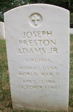Joseph Preston Adams, Jr