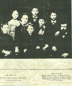 Rosa Ellen <i>Knecht</i> Guilford