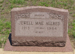 Jewell Mae Allred